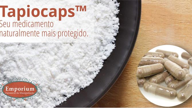 Cápsulas especiais: Tapiocaps™