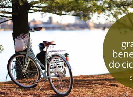 Benefícios do ciclismo