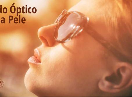 Escudo óptico para a pele