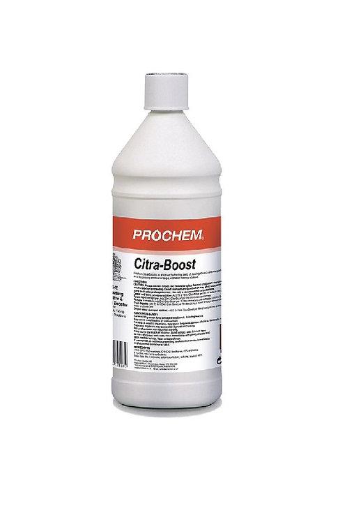 Citra-Boost 1L - Tehokas lisäaine maton pesuun