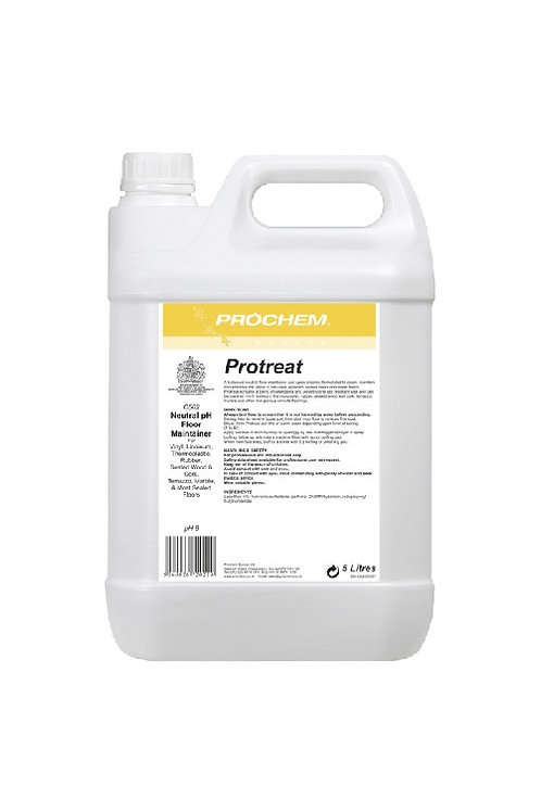 Protreat 5L - Lattianhoito- ja puhdistussuihke