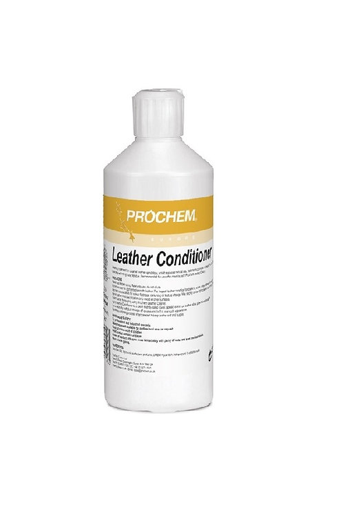 Leather Conditioner 500ml - Hoitoaine nahalle