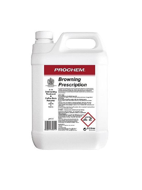 Browning Prescription 5L - Puhdistusaine matoille