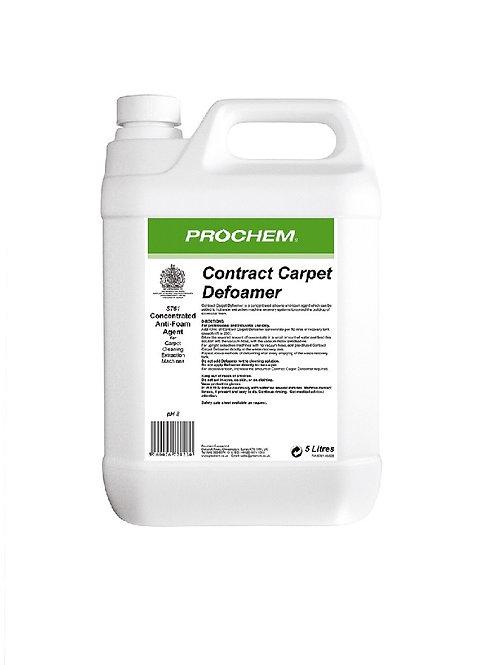 Contract Carpet Defoamer 5L - Vaahdonestoaine
