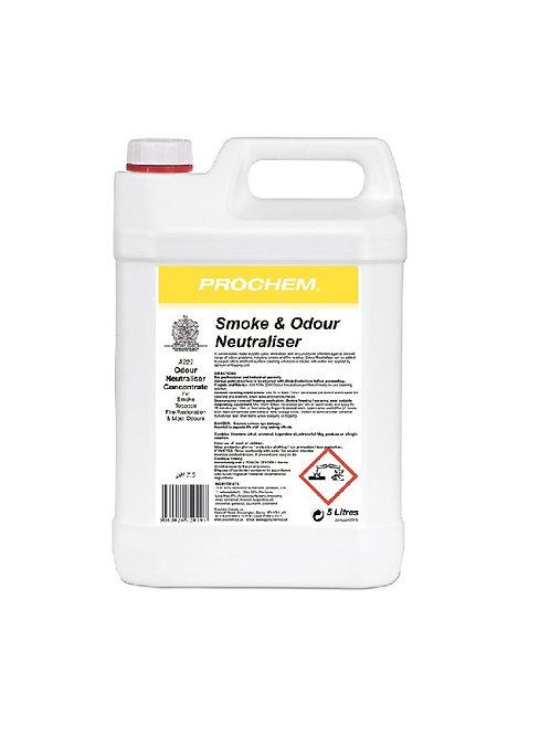 Smoke & Odour Neutraliser 5L - Lisäaine hajunpoistoon