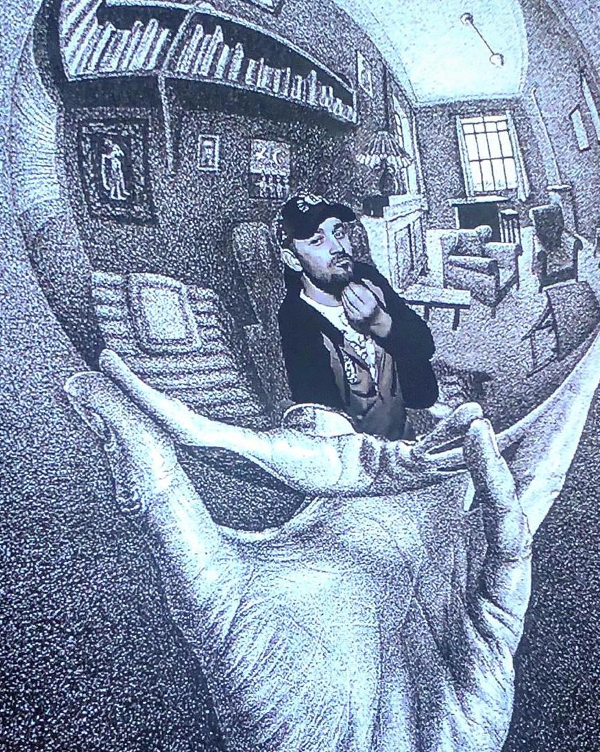 Escher Vibes