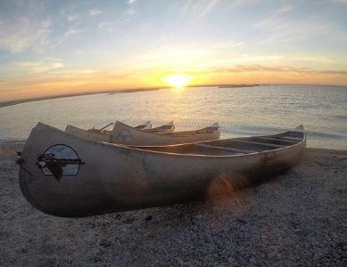 10,000 Islands Canoe Trip