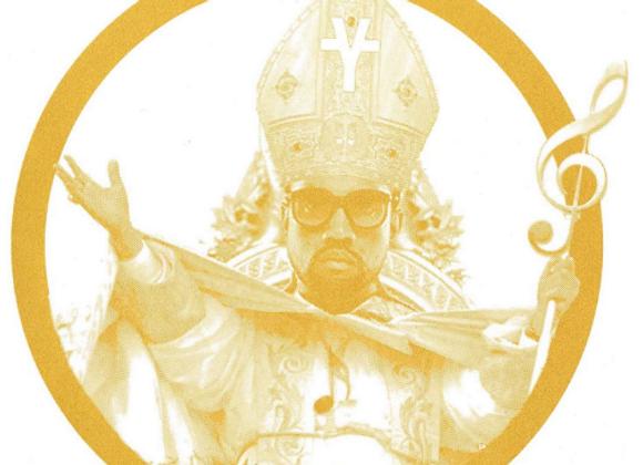 Pope Yeezus the 1st
