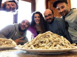 Homemade Pasta in Sicily