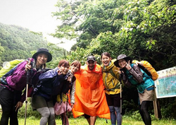Kumano Kodo Hikers