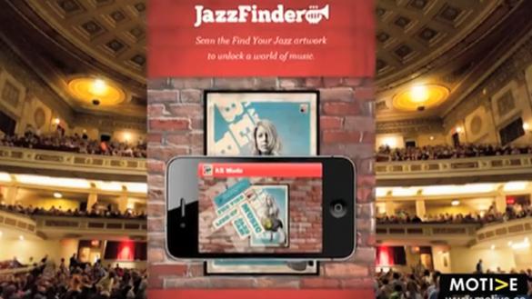 Xerox Jazz Finder