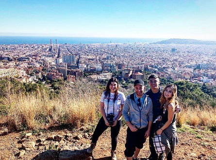 Hiking BCN