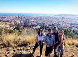 Hiking Barcelona