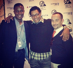 Friars Club Film Festival with Rick Younger and Cooper Rego.
