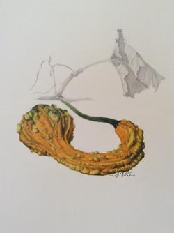 Gremlin gourd