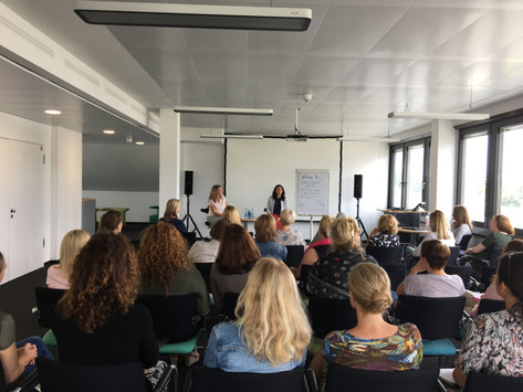 Find Your Way...through Culture, Expansion and You at Amadeus Women's Network