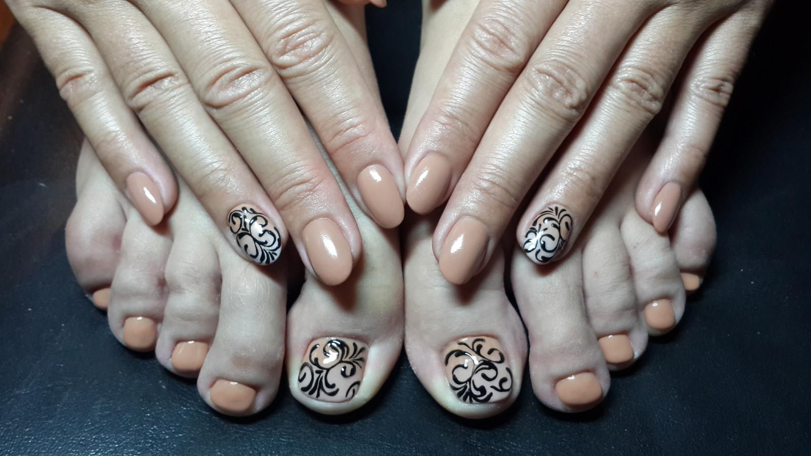 Ногти Дизайн Новинки Цвет
