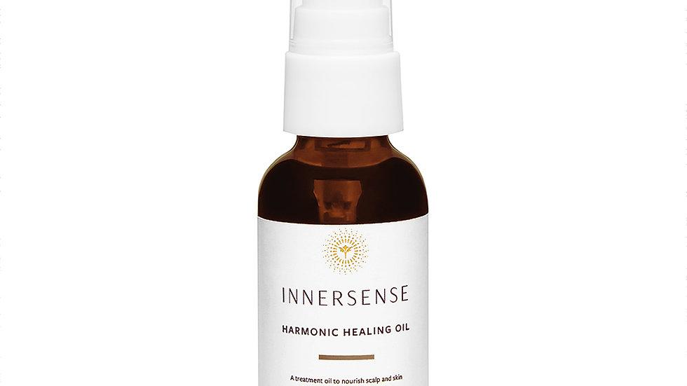 Harmonic healing oil