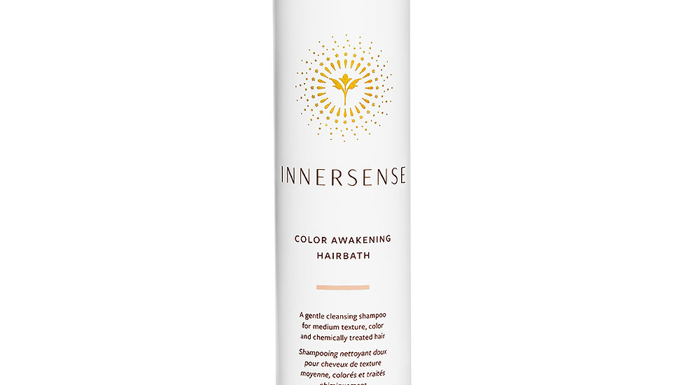 Color waikening hairbath