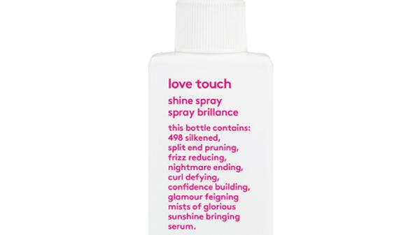 Love Touch Shine Spray