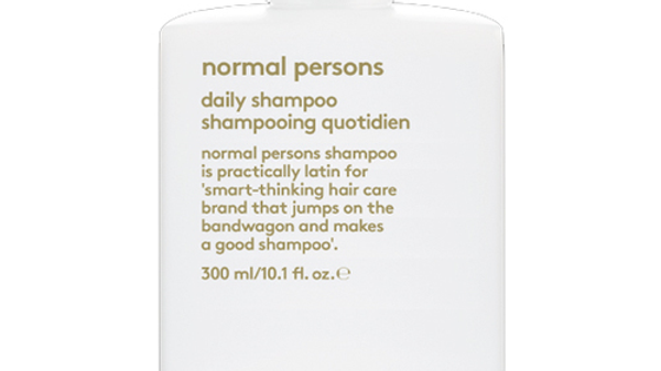 Normal Persons Shampoo
