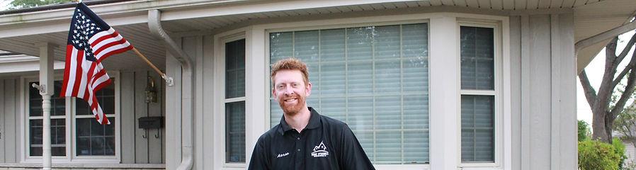 Aaron Lambert, Owner and inspector