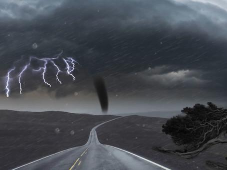 Enquanto os ventos sopram (tudo depende de como você está construindo sua vida...)