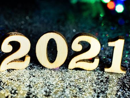 Feliz 2021! (O que devemos manter em nossas mentes no ano de 2021?)