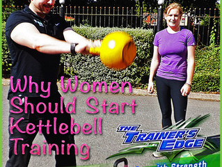 10 Examples Why Women Should Start Kettlebell Training