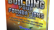 My New book 'Building Your Foundations'