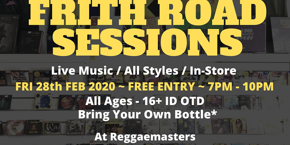 Frith Road Sessions