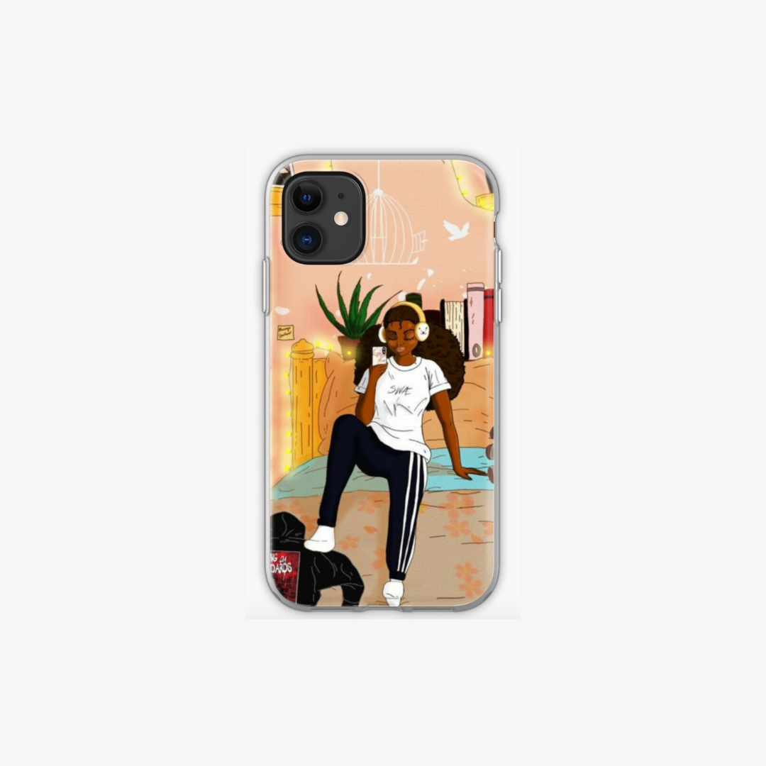 Bedroom Sessions iPhone Cases