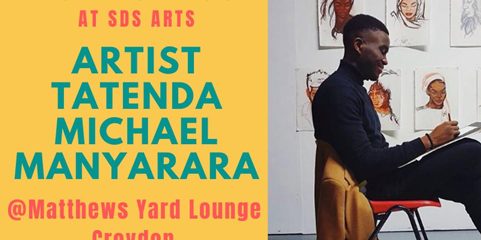 Featured Artist Exhibition Special: Tatenda Michael Manyarara