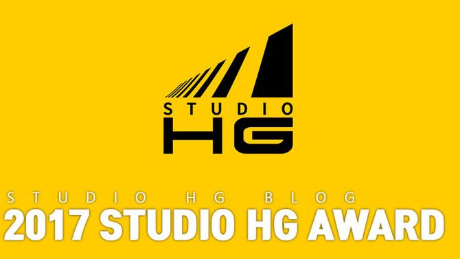 STUDIO HG AWARD 2017