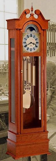 Kuempel Grandfather Clock