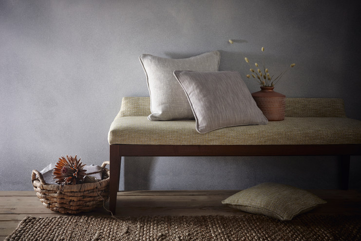 Eco Cushions.