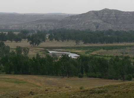 Powder River, a new home for many.