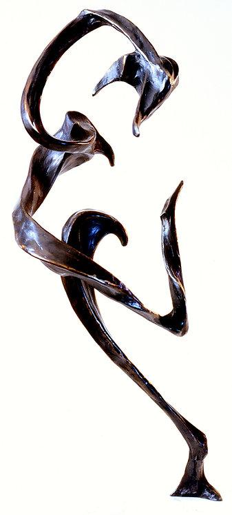 Ts'ao Shu Dancer II