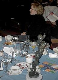Glenn Close hosts the UN Women's Peace Prize awards