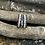 Thumbnail: Black and White Diamond Earrings