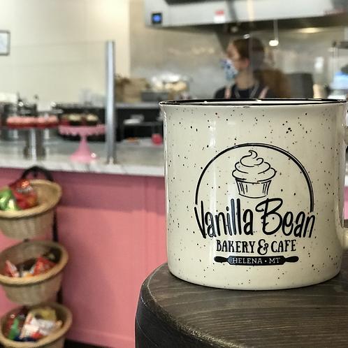 Vanilla Bean Camp Mug