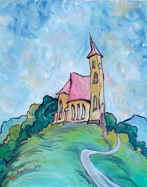 Croatia Kirche