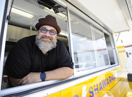 Helena's newest food truck serves up 'Greekish' sandwiches and sides