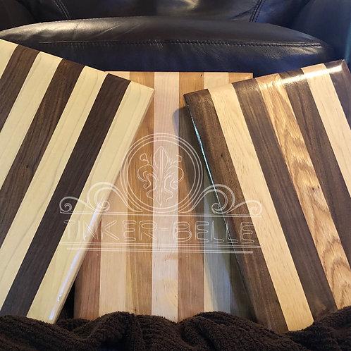 Wood Plank Cutting Board