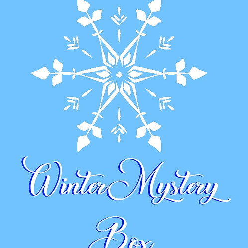 Winter Home Accessories Box