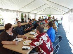 lunch July 2013 full tent angle