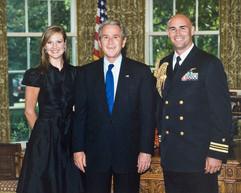 Jake Ellzey | George W Bush.JPG