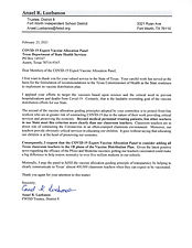 Letter to Expert Committee on Vaccines.j