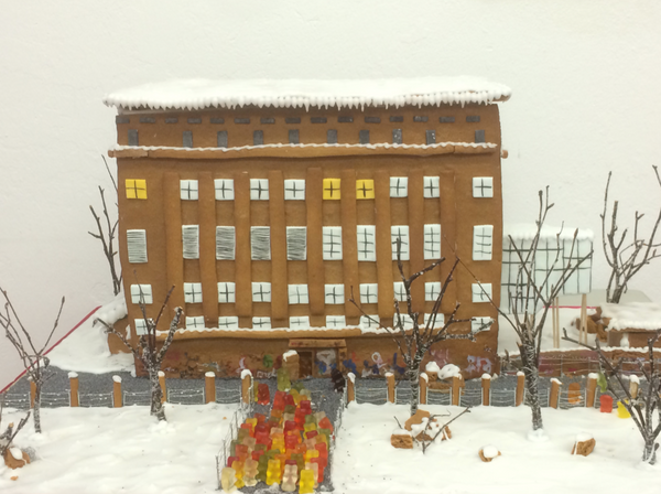 Modell von Berghain-Crew 12/2014