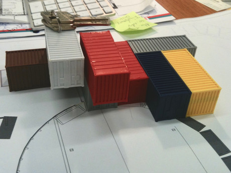 Containerdisco 01/2011